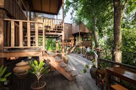 100 Tree House Studio Wood Gallery Of Forest Miti 1 Architecture