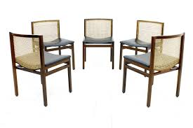 Set Of Five Scandinavian Dining Room Chairs, Ca. 1960s (ch) | Inside ... 1960s Ding Room Table Chairs Places Set For Four Fringed Stanley Fniture Ding Chairs By Paul Browning Set Of 6 For Proper Old Room Tempting Large Chair Pads As Well Broyhill Newly Restored Vintage Aptdeco Four Rosewood Domino Stildomus Italy Ercol Ding Room Table And 4 Chairs In Cgleton Cheshire Teak Table Greaves Thomas Mid Century Duck Egg Green Bernhardt Modern Walnut Brass Lantern Antiques Niels Otto Mller Two Model No 85 Teak