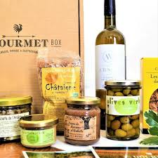 box cuisine mensuel food gift boxes gourmet gift box delivery la gourmet box