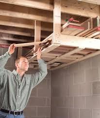 Basement Storage Shelves Woodworking Plans by 308 Best Woodshop Ideas Storage Images On Pinterest Woodwork