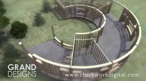 Grand Designs - Round House - YouTube Circular Building Concepts Floor Plantif Home Decor Pionate About Kerala Style Sq M Ft January Design And Plans House Unique Ahgscom Round Houses And Interior Homes Prices Modular Breathtaking Garden Fniture Sets Chandeliers Marvelous For High Ceilings With Plan Pnscircular Baby Cribs Zyinga Alluring Idolza Client Sver Architecture Diagram Amazing Small Coffee Table