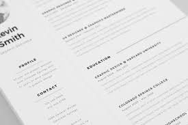 Free Clean And Minimal Resume Template | Free Resume Cv Template Professional Curriculum Vitae Minimalist Design Ms Word Cover Letter 1 2 And 3 Page Simple Resume Instant Sample Format Awesome Impressive Resume Cv Mplate With Nice Typography Simple Design Vector Free Minimalistic Clean Ps Ai On Behance Alice In Indd Ai 15 Templates Sleek Minimal 4p Ocane Creative