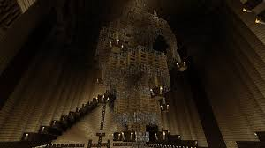 Minecraft Simple Chandelier Large Project