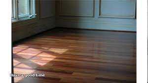 Buffing Hardwood Floors Youtube by Hardwood Floor Finish Satin Finish Hardwood Flooring Youtube