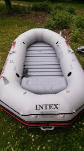 Intex Excursion 5 Floor Board by Intex Mariner 4 Modifications And Tips Page 5 Iboats Boating