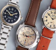 Shinola Watches Leather Goods Nordstrom Rack Sale  f