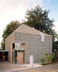 100 Gabion House The Makes A Comeback Through Contemporary Architecture