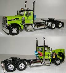 DCP 4105cab Peterbilt 379 Day Cab | Stamp-n-Toys