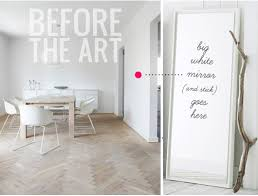 Beautiful DIY Dining Room Wall Art With Diy