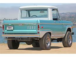 1970 Ford Bronco For Sale | ClassicCars.com | CC-996759 Craigslist San Diego Cars Used Trucks Vans And Suvs Available 1970 Ford Bronco For Sale Classiccarscom Cc996759 Ivans Trucks And Cars Ca Dealer Courtesy Chevrolet Is A Dealer Toyota Of El Cajon 2018 Tacoma Sale Near 2012 Dodge Ram 2500 Slt 4x4 For In At Classic Kenworth For Sale In San Diegoca Western Star Southern California We Sell 4700 4800 4900 2007 Prerunner Lifted 2019 Review Ratings Specs Prices Photos The Home Central Trailer Sales