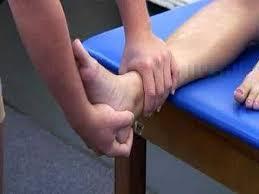 Ankle Anterior Drawer Test Test 1