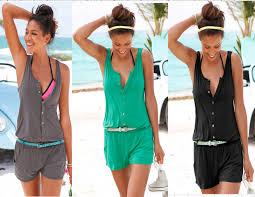 Womens Knit Shorts 2017 Fashion Trends