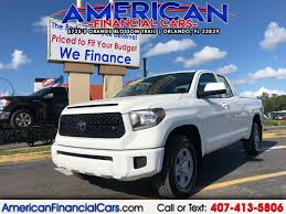 Buy Here Pay Here 2018 Toyota Tundra 2WD For Sale In Orlando, FL ...