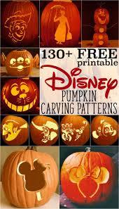 Pumpkin Stencil Maker From Photo by Disney Pumpkin Stencils Over 130 Printable Pumpkin Patterns