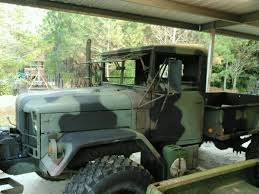 100 Deuce Truck BangShiftcom This Bobbed M35a And A Half Wont Fit In Your