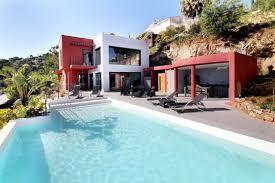 location vacances maison de luxe avec piscine cannes