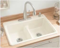 Kohler Hartland Sink Rack by 15 Deerfield Kohler Smart Divide Sink Faucet Com K 5838 4