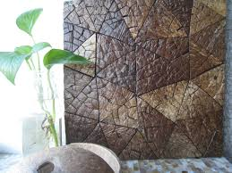 Bathroom Wall Tile Material by 2017 Coconut Skin Mosaic Tile Wall Tiles Tv Background Liner