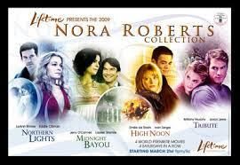 Talk About My Favorite Authors Nora Roberts novels turned into