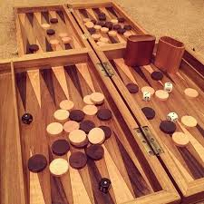 Introduction How To Make A Wooden Backgammon Board