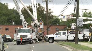 5,000-plus Customers Lose Power After Car Hits Pole In Lakeside ...