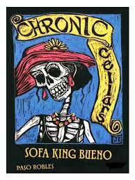 chronic cellars chronic cellars sofa king bueno paso robles 2016