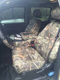 Neoprene Silverado Seat Covers