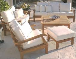 Material Used for Deep Seating Outdoor Furniture – Home Designing