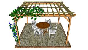Youtube Shed Plans 12x12 by Attached Pergola Plans Myoutdoorplans Free Woodworking Plans