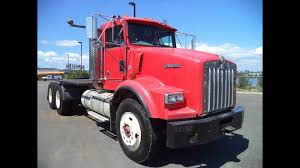 2003 KENWORTH T800 EVERETT WA | Commercial Trucks For Sale | Motor ...