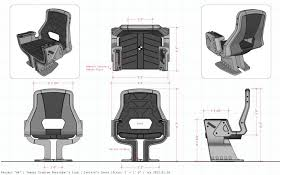 Star Trek Captains Chair by Star Trek Into Darkness