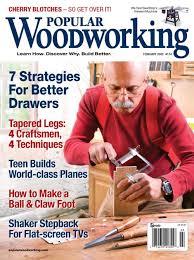 february 2009 174 popular woodworking magazine