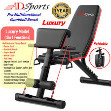 ADSports AD600 Multi-Purpose Adjustable Gym Weight Bench - Fordable Sit Up  Dumbbell Exercise Bench Fitness Training 4501 Gym Photos Folding Chair Bg01 Bionic Fitness Product Test Setup Photos Set Us 346 24 Offportable Camping Hiking Chairs Cup Holder Portable Pnic Outdoor Beach Garden Chair Side Tray For Drink On Chair Gym Big Sale Roman Adjustable Sit Up Bench Adsports Ad600 Multipurpose Weight Fordable Up Dumbbell Exercise Fitness Traing H Fishing Seat Stool Ab Decline The From Amazon Can Give You A Total Body Workout Jy780 Electric Metal Exercises Bleacher Mobile Arena Chairs Buy Chairsarena