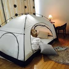 bed tent room in room a cozy bed tent bonjourlife