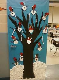 Christmas Classroom Door Decorating Contest by Backyards Christmas Door Decoration Ideas Impressive Entrance