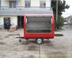 100 Food Truck Trailer For Selling Thailand Ice Cream Roll Fast Food Truckmobile Food Cart