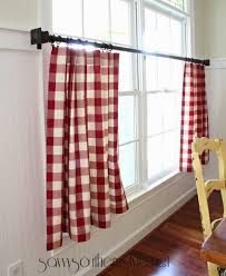 Comely Ners Sewing Kitchen Curtains Cliff As Wells In Quart Mason