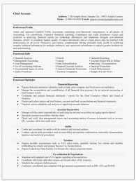 Accountant Cv Example Relevant Samples For Job Accounting Resume Sample Compatible Accordingly Of