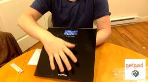 Eatsmart Precision Digital Bathroom Scale Manual by Electronic Bathroom Scale By Hippih U2013 Unboxing U0026 Product Review