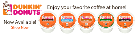 Dunkin Pumpkin Spice K Cups by Big Cat Coffees Keurig K Cup Pack Coffees Teas And Brewers