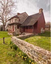100 Fieldstone Houses Stone Of Eastern Pennsylvania Old House Journal Magazine