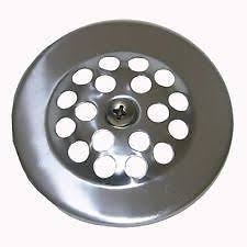 Bathtub Drain Strainer Removal by How To Remove Bathtub Drain Covers Ebay