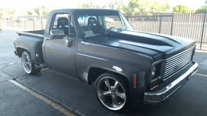 1974 Chevy C10 New Wheels & Tires | Yogi Zen Dude