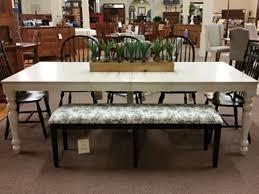 Bermex Modern Farmhouse Dining Table 10249