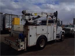 100 Mechanic Truck 2002 FREIGHTLINER FL70 Service Utility For Sale