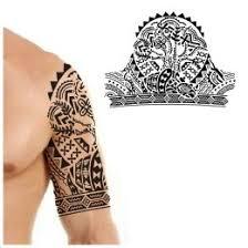 African Baobab Halfsleeve Tattoo