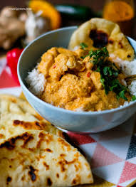 cremiges butter chicken curry