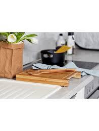 schneidebrett bruno küchenbrett schneidebrett mit saftrille und auffangschale tablett bruno