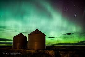 pure magic the Northern Lights