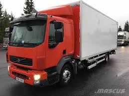 Volvo -fl-240, Manufacture Date (yr): 2011 Price: $45,963 - Box Body ...
